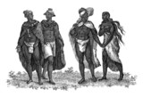 Hottentot - Trad. African People