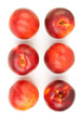 six nectarines