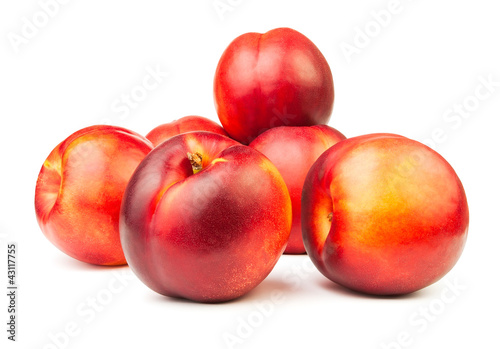 nectarines heap