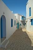 Fototapety village sidi bousaid