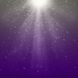 Gray-Violet magic rays background