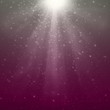 Gray-Magenta magic rays background