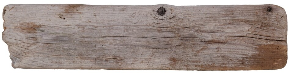 High resolution driftwood plank