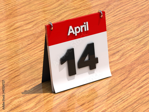 day of april