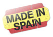 Price Tag - Made In Spain