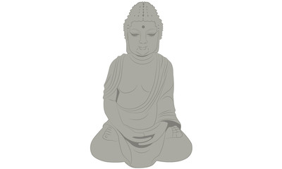 Thailändische Buddhafigur