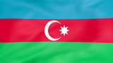Developing the flag of Azerbaijan