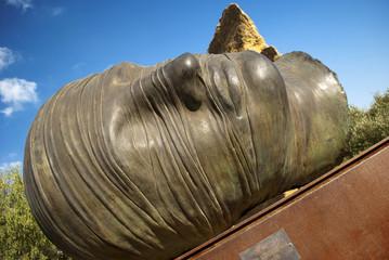 igor mitoraj sculpture