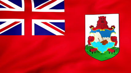 Developing the flag of Bermuda