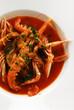 Shrimp soup Sopa de camarones 虾汤