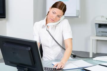 telefonische bestellannahme