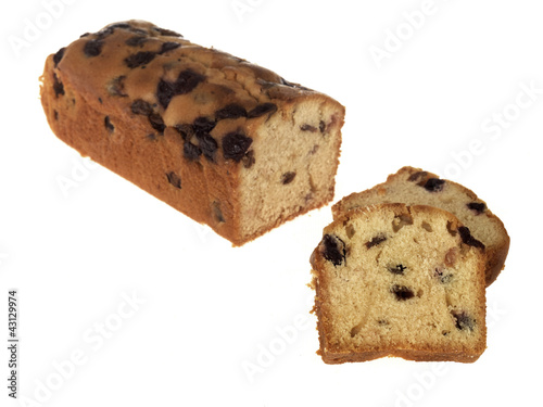 Cherry and Sultana Fruit Cake