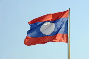 Bandiera nazionale del Laos