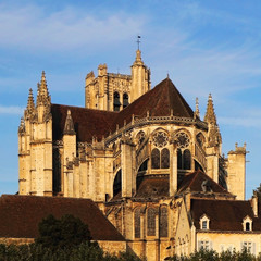 Abbaye Saint-Germain, Auxerre