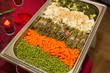 gemüseplatte buffet