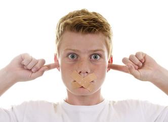 Taubstumm – nicht reden, nicht hören