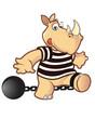 Prisoner Rhino
