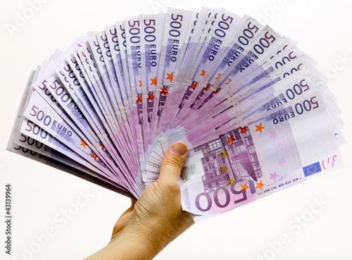 Geldscheinfächer