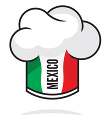 mexican chef hat