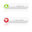 Login Logout Button