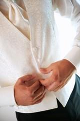 Anzug - Bräutigam - Hochzeit
