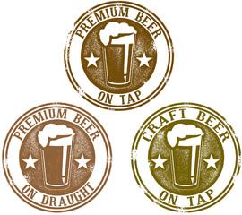 Premium Beer Stamps