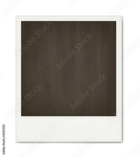 Polaroid - leer