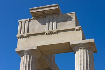 Tempio di Atena dell'Acropoli di Lindos