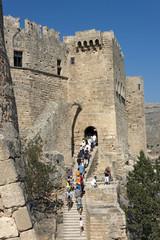 Castello di Lindos