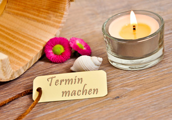 Termin machen Wellness