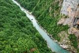 Canyon of Tara river, Durmitor poster