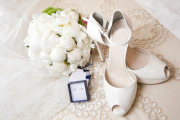 scarpe bouquet