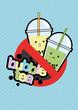 Bubble Tea Warning