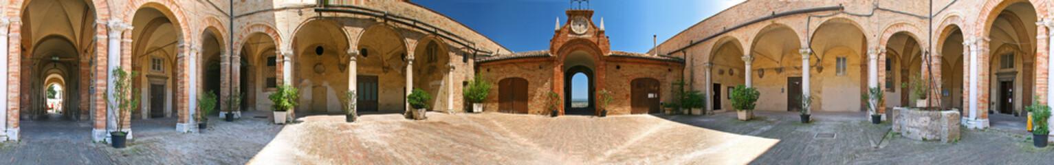 Recanati, palazzo Venieri