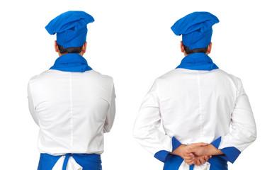 Back chef