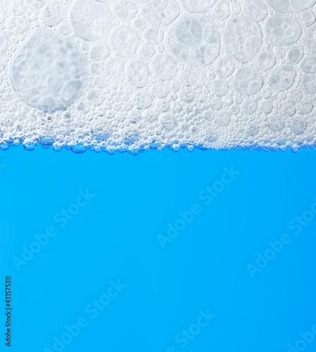 soap froth on the water © ILYA AKINSHIN