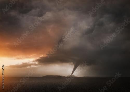 A Distant Tornado