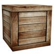 wooden box - 43163388