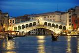 Fototapety Rialto Bridge Venice