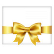 Envelope Face With Golden Bow