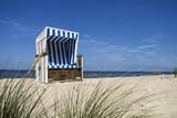 Fototapety Nordsee Strandkorb