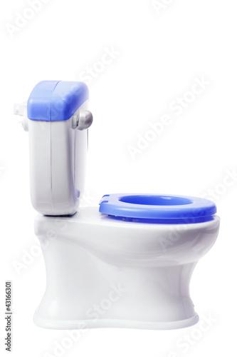 Toy Toilet Bowl