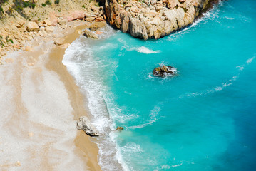 Moraig beach, Alicante (Spain)