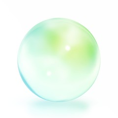 FreshGreenBall