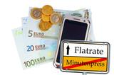 Smartphone Flatrate Concept