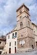 Italy. Lazio. Torre Civica di Cittaducale