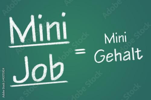 Mini Job  #120712-001