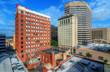 Downtown Columbia, South Carolina Buildings
