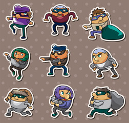 thief stickers