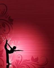 Yoga or ballet